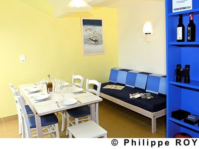 Photo for VVF Villages Beaches Guérande *** - 2 rooms 4 people 1 baby