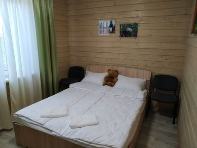 Photo for Cottage for rest SEA Discovery Berezova 8