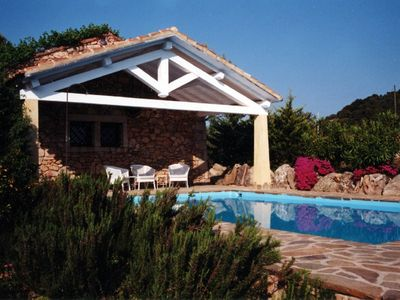 Photo for Romantic comfortable holiday house with pool in idyllic location