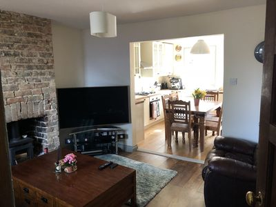 Photo for 2 bedrom holiday cottage with full equiped kitchen,nice view and billiard table!