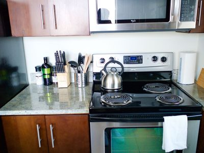 Photo for Apartment in Jersey City with Internet, Pool, Air conditioning, Lift (909065)