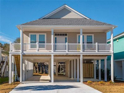 Photo for A Kure Cure: 3 BR / 2 BA house in Kure Beach, Sleeps 6
