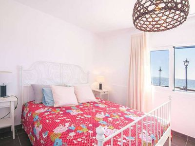 Photo for Apartment PIZPAZ in Puerto del Carmen for 6 persons with terrace, garden, views to the ocean, views of the volcanoes, WIFI and less than 10m to the sea