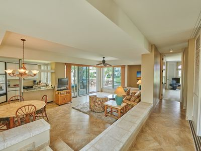 Photo for New Lisiting w/Sweeping Ocean Views! Walk to the beach. Close to shop/restaurant