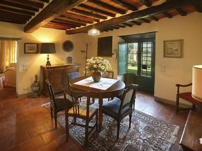Photo for Holiday house Monsummano Terme for 15 - 19 persons with 7 bedrooms - Holiday house