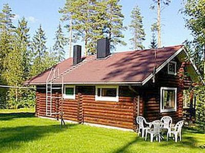 Photo for Vacation home Kettupirtti in Juva - 4 persons, 1 bedrooms