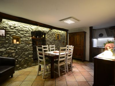 Photo for Beautiful, Historic, Large Private House In Heart of Central Aosta