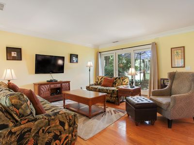 Photo for Plantation Club 452 - Gorgeous 3 bedroom Sea Pines Townhouse!
