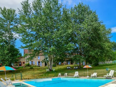 Photo for Cottage for 3 donkeys with swimming pool 5 km from Aubusson