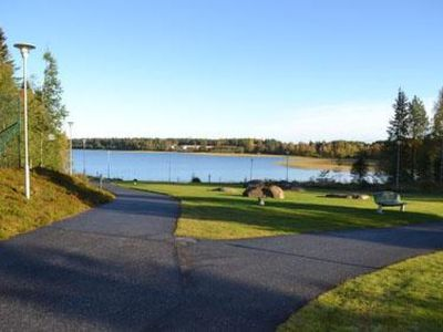 Photo for Vacation home Vuokatti suites lake in Sotkamo - 6 persons, 2 bedrooms
