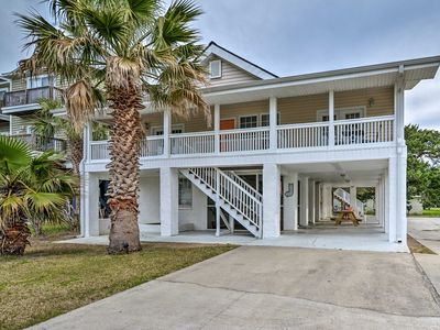Photo for NEW! Murrells Inlet Home - 1/2 Block to the Beach!