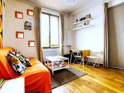 Photo for Lovely flat in the heart of Montmartre