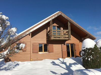 Photo for Charming lodge in the mountains – Chalet Miel