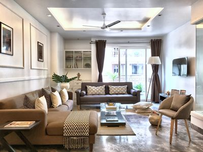 Photo for The Lotus - luxury apartment in upscale neighbourhood