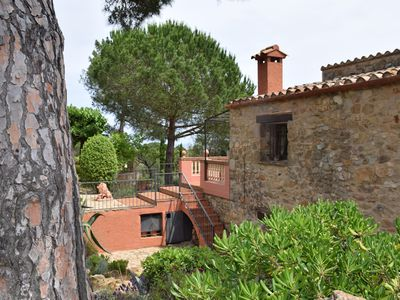 Photo for Peace, rest and relaxation in a lovely renovated, Catalan farmhouse