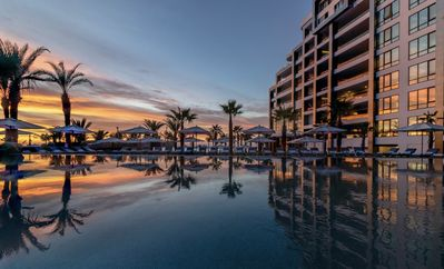 Photo for Spend your Vacation in a 2 Bdrm Luxury Garza Blanca Resort