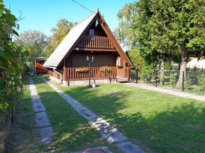 Photo for Vacation home Mária  in Balatonmariafürdö, Balatón - 4 persons, 2 bedrooms