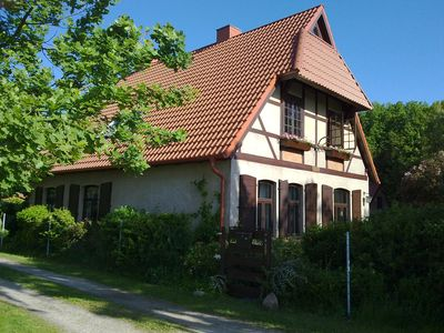 Photo for cozy apartment in the Forsthaus Ehbruch in the Baltic Sea Nienhagen