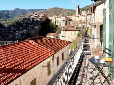 Photo for Apartment Ortensia (DOA300) in Dolceacqua - 2 persons, 1 bedrooms