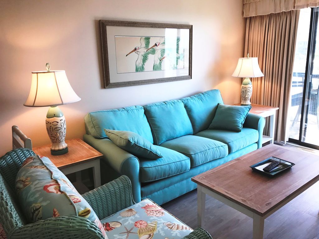 north myrtle beach 2 bedroom condo with ocean views pet