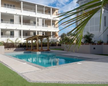 Photo for Ermitage les Bains - T3 standing, sea view, 2 minutes from the lagoon