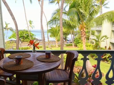 Photo for Hale Malia- Stunning views and sunsets from your private lanai