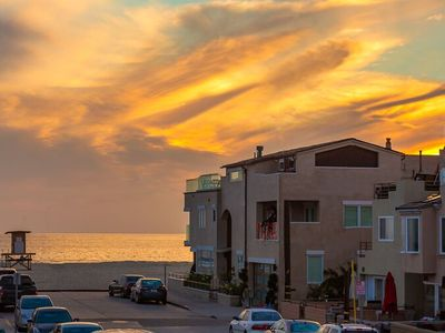 Photo for 25% OFF APR+MAY - Steps to Beach w/ Ocean Views, Outdoor Living + Walk to All