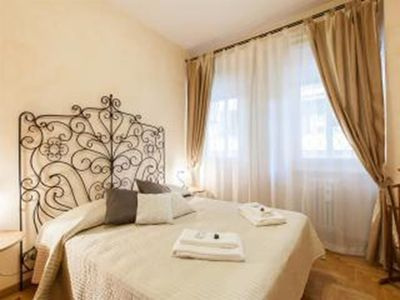 Photo for Apartment in Rome with Internet, Air conditioning, Lift, Terrace (689159)