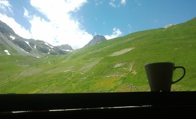 Photo for 2-room apartment/42m2, not overlooked, splendid mountain views