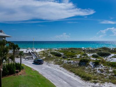 Photo for Family friendly with Gulf views close to beach access!