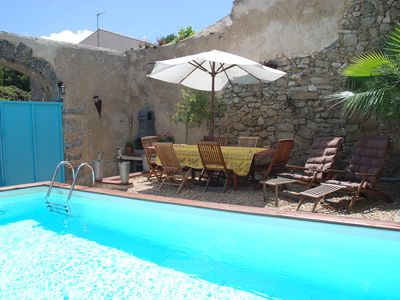 Photo for Chic and spacious, classic French living; an hour from five budget airports!
