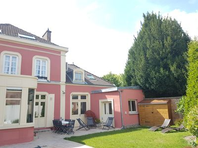 Photo for Charming house of 240 m2 - 10 people - Troyes + Garage + parking