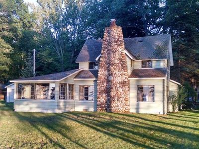 Photo for 4BR Cabin Vacation Rental in Roscommon, Michigan