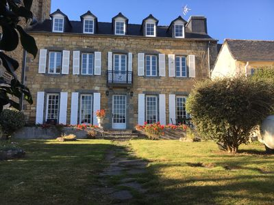 Photo for 4BR House Vacation Rental in Le Faou, Bretagne