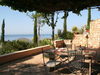Photo for 1BR Apartment Vacation Rental in Capoliveri