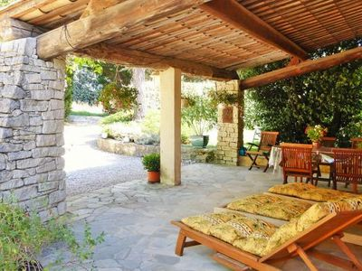 Photo for Holiday flat, Mollans-sur-Ouvèze  in Mont Ventoux - 4 persons, 1 bedroom