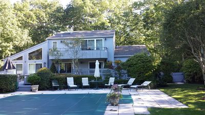 Photo for NEW TO MARKET - located in Upscale East Hampton Hansom Hills - rent or buy