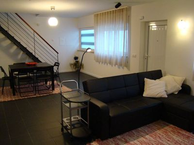 Photo for by the beach and historical center, very well equipped, house Ilda18663 / AL