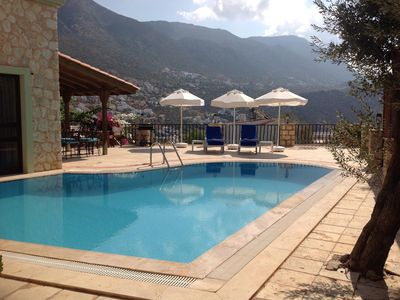 Photo for Villa Moonlight -Private Pool, Air Con to All Rooms, 10 Min Walk to Amenities