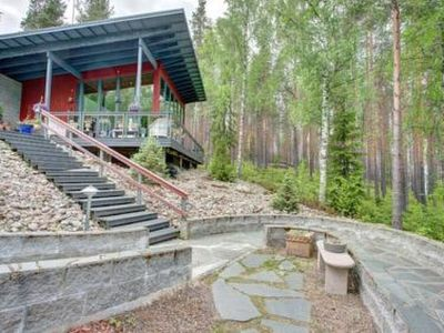 Photo for Vacation home Villa kaisa in Pieksämäki - 8 persons, 1 bedrooms