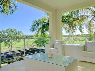 Photo for ✰ Modern Condo w/ Huge Terrace ✰ Punta Cana Resort