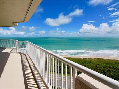 Photo for 2300 sqf 4BR 3BA Ocean front and river view penthouse condo