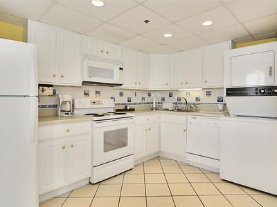 Photo for FREE DAILY ACTIVITIES!!! Gorgeous and Beachy 2 BR/2 BA! Steps From the Beach!