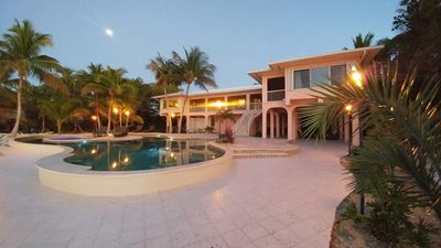 Photo for Beautiful, Exclusive Morton St Extension, Gulf Front, 35x65 Pool, Hot Tub, Beach