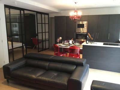 Photo for Luxurious apartment in the heart of Thônes Village