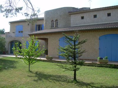 Photo for rental of charm on the heights in Provence