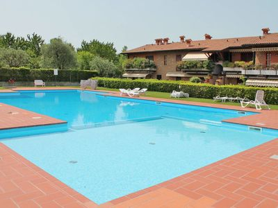 Photo for Apartment La Casara (LAZ420) in Lazise - 4 persons, 1 bedrooms