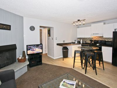 Photo for ON Main St - Downtown Crash Pad - Walk to dinning, shops and ski!