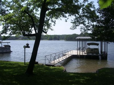Photo for Total Lake and Boating Experience w/Available Boat Rental