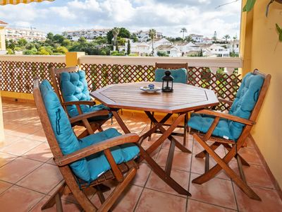 Photo for El Faro - Modern 2BR Apartment with Big Terrace, 10 mins Walk to the Beach